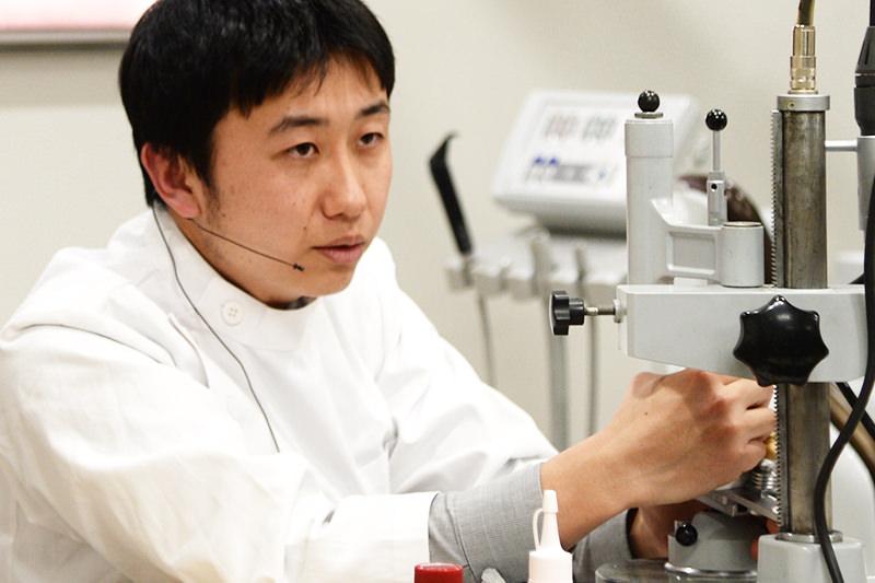 小西歯科クリニック 歯科技工士 中沢 勇太